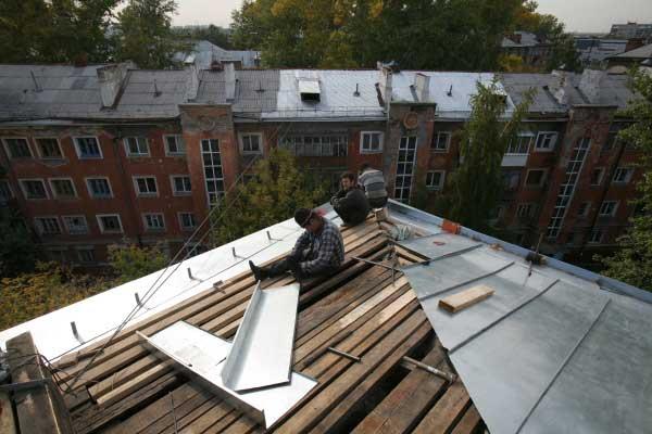 Строительство каркасного дома с односкатной крышей своими руками