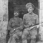 Евгений с братом Семеном