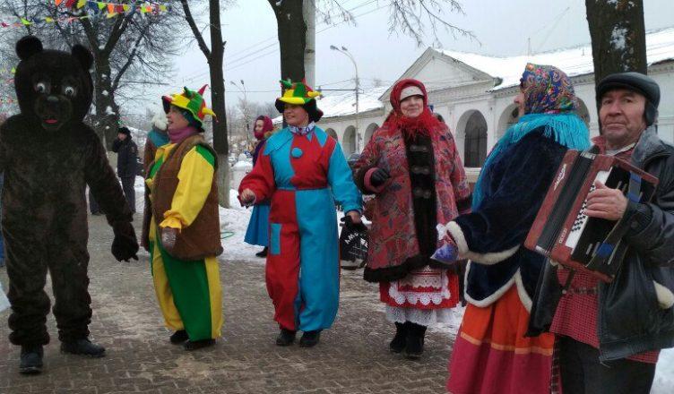 Судиславцы сГубернской ярмарки ехали снаградами